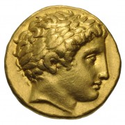 Gold stater of Philip II