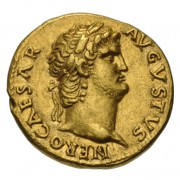 Gold Aureus of Nero