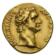 Gold Aureus of Domitian