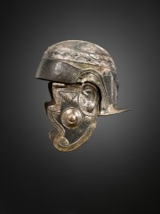 Casque de cavalerie romain