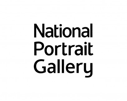 The National Portrait Gallery  logo
