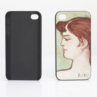 Custodia iphone 4/4S – Toulouse Lautrec