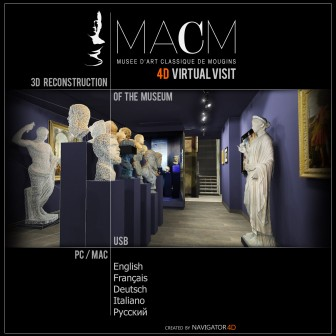 MACM 4D - Virtual Visit - USB