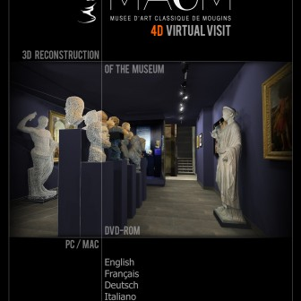 MACM 4D - Virtual Visit - DVD Rom