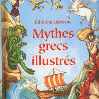Mythes grecs illustrés